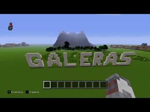 Minecraft WORKING Volcano Tutorial (Xbox One)