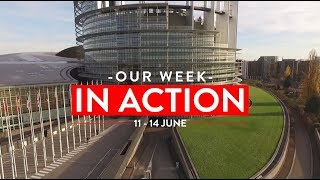 Our week in action - 11 - 14 June