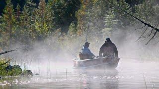 Studd Lake - A North Of Nakina Walleye Wonderland!