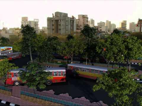 NMMC Masterplanning for Navi Mumbai's Infrastructure