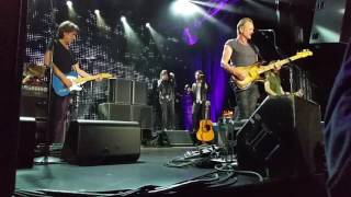 Sting / One Fine Day / Irving Plaza
