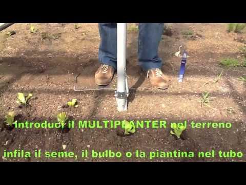 Trapiantatore manuale a becco d 39 anatra funnycat tv for Piantapali manuale