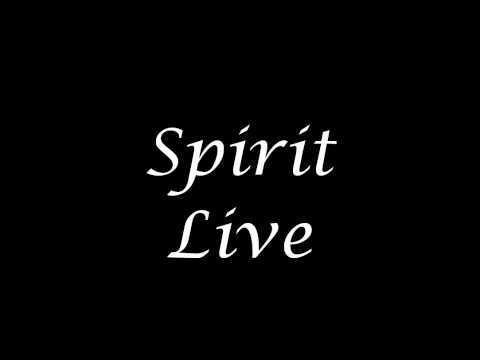 Spirit - Live  (Full Album HQ)