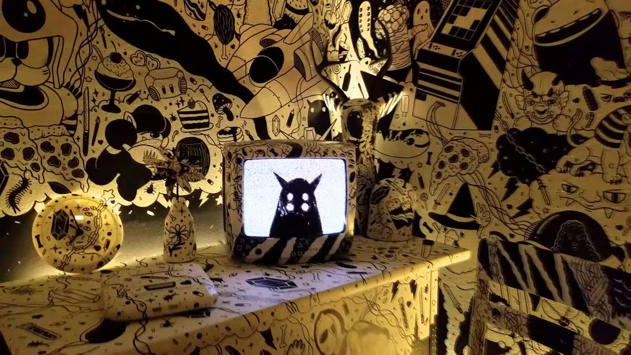 Meow wolf house of eternal return hd youtube for The house returns