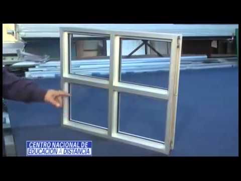 Curso online de carpinteria en aluminio youtube for Carpinteria aluminio