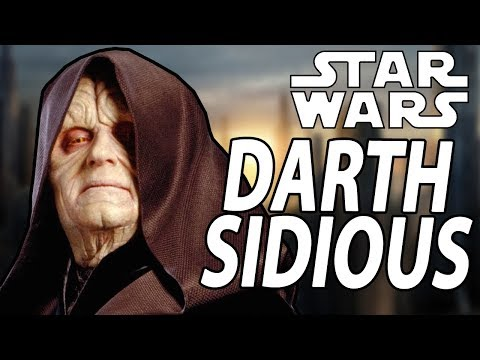 Who is Darth Sidious? - Star Wars Lore/Story