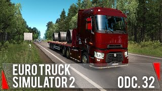 Nowy Renault T Range! (Euro Truck Simulator 2 #32)