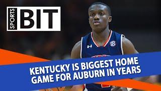 Kentucky Wildcats at Auburn Tigers | Sports BIT | NCAAB Picks