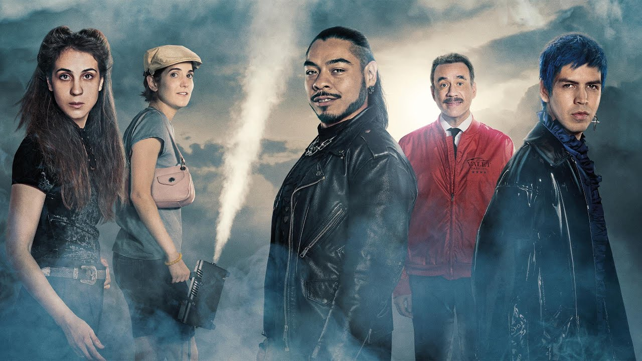 Download Los Espookys S1 | Trailer | Comedy Horror series on Showmax
