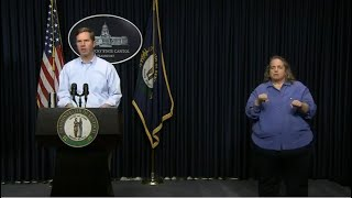 Gov. Andy Beshear March 27 5:00 Pm Update | Coronavirus | Ket