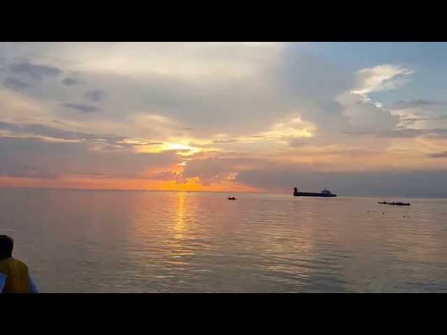S6 Edge 1080P Video Sample - Dumaguete Boulevard