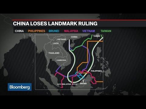 Hague Rules China Has No Rights to South China Sea
