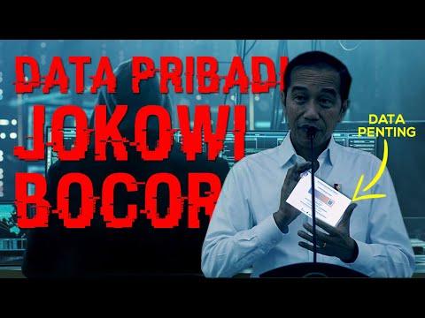 DATA JOKOWI Aja Bocor, Gimana Data Kita Rakyat Jelata?