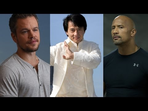 Top 10 Highest Paid Actors In The World 2016 || Pastimers