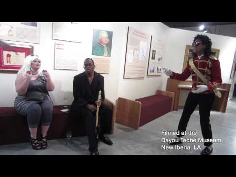 Michael Jackson Tribute at the Bayou Teche Museum