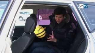 видео Отзыв КИА СИД 2007 1.4 МТ хэтчбек (комплектация комфорт)
