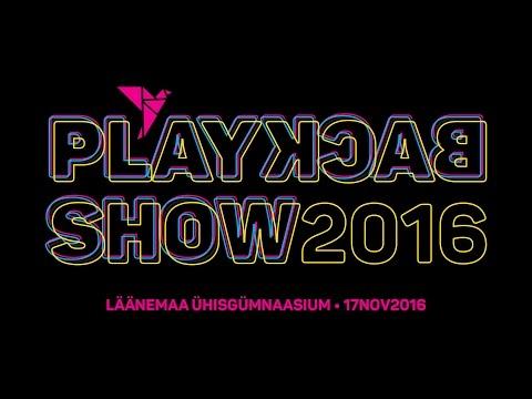 LÜG Playback Show 2016