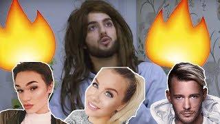 Chantelle reagerar på svenska Youtubers - ROAST! (Jocke & Jonna, Thomas Sekelius, Ben Mitkus mfl.)