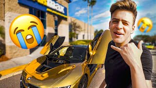 VOU VENDER A MINHA BMW I8 DE OURO?!?! ‹ JonVlogs ›