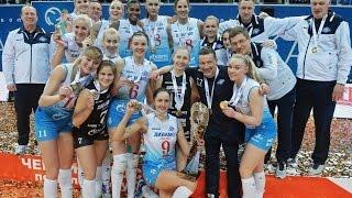 Dynamo Kazan - Dynamo Moscow   Final 4   RUSSIA: Superleague Women