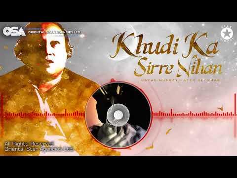 Khudi Ka Sirre Nihan   Nusrat Fateh Ali Khan   complete full version   OSA Worldwide