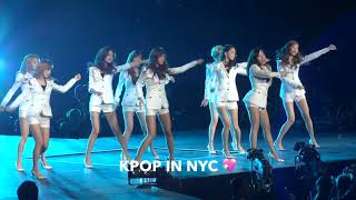 Happy 13th Anniversary Girls' Generation 소녀시대 SMTOWN in NYC …