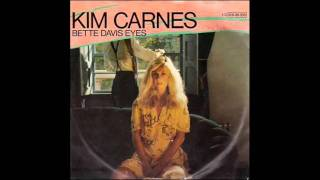 Kim Carnes - Bette Davis Eyes (w/ lyrics)