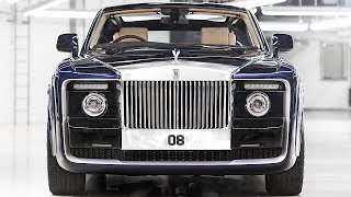 World's Most Expensive Car – $13 Millions Rolls-Royce Sweptail