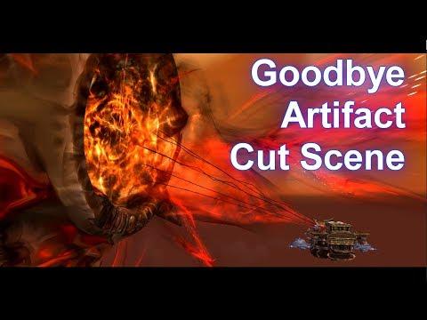 Battle for Azeroth Artifact Weapon Cut...