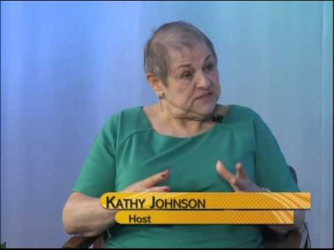 Town Talk with Kathy Johnson- interview Richard Luby founder of Talk the Walk