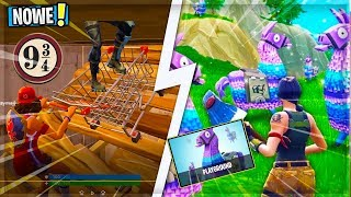 NEW MODE PLAYGROUND-BUG WITH TROLLEY | Fortnite Battle Royale