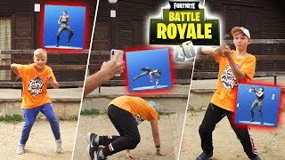 Fortnite Dance Challenge #2 | Tary Camp 2019