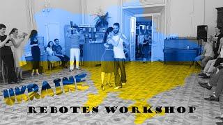 Gisela Vidal & Ariel Yanovsky in Lviv - Ukraine (Rebotes workshop)