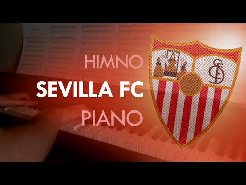 Himno del Centenario del Sevilla FC (Piano   Partituras   Sheet Music)