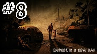 The Walking Dead - Episode 1 - Gameplay Walkthrough - Part 8 - THE TRUTH (Xbox 360/PS3/PC) [HD]