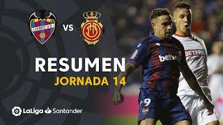 Resumen de Levante UD vs RCD Mallorca (2-1)