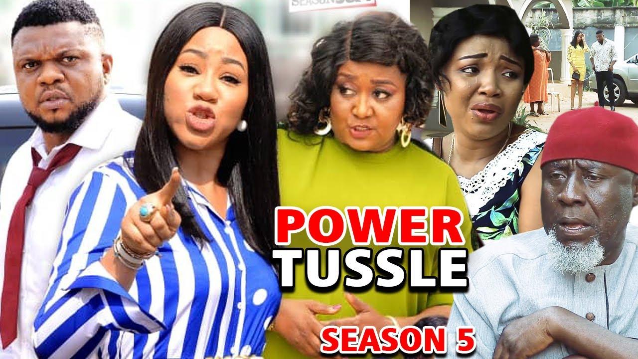 Download POWER TUSSLE SEASON 5 - (Ken Erics) New Movie 2020 Latest Nigerian Nollywood Movie Full HD