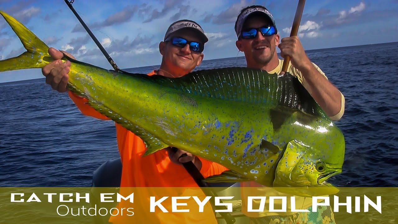 Florida dolphin fishing florida keys dolphin fishing mahi for Dolphin fishing florida