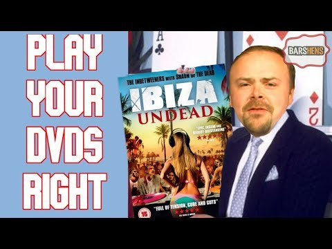 Play Your DVD's Right | Barshens
