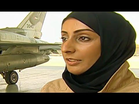 Esta mujer piloto es la peor pesadilla de ISIS
