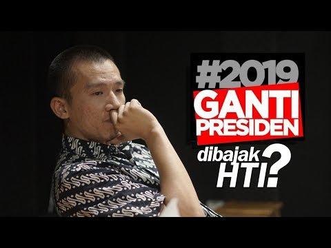 Felix Siauw : 2019GantiPresiden Ditunggangi HTI?