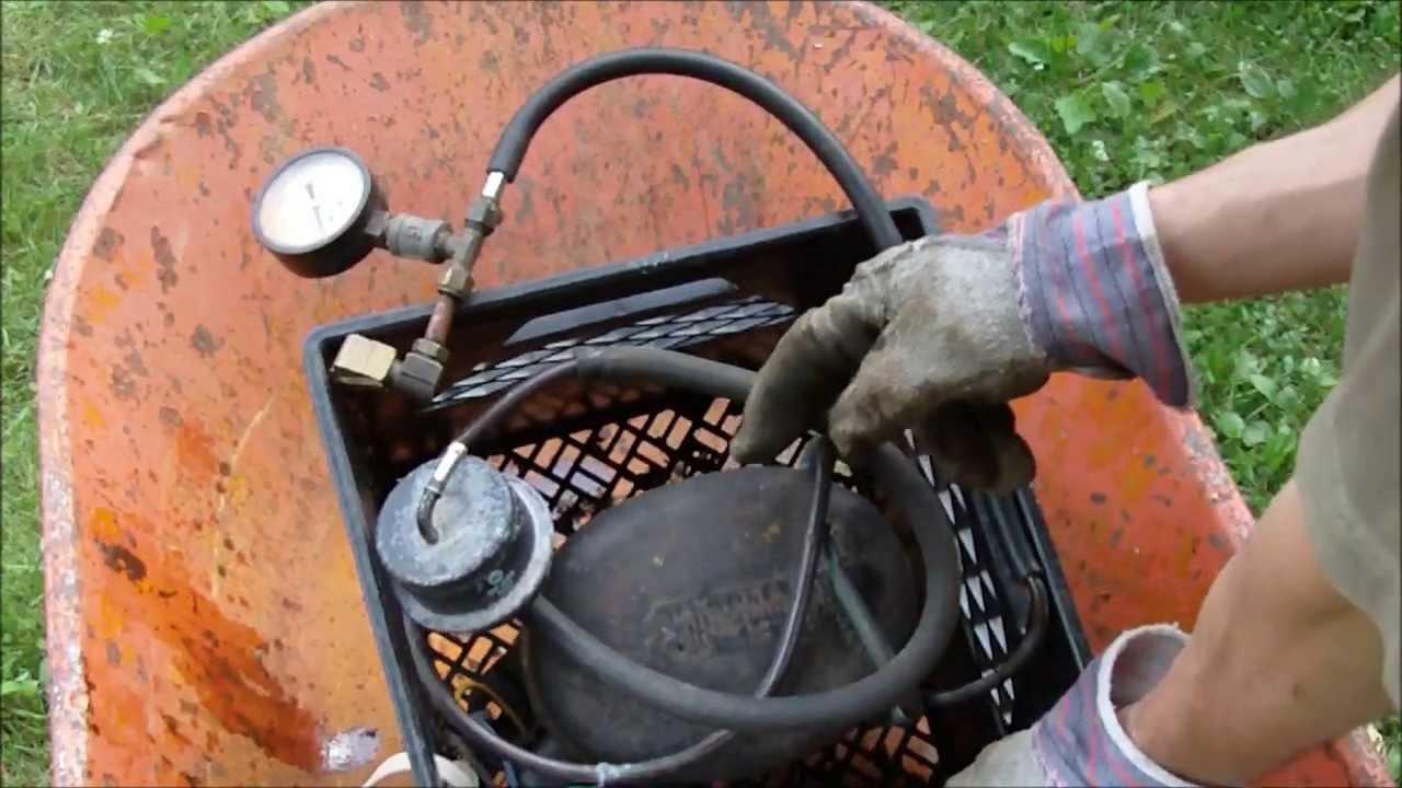Homemade Silent Air Compressor Fridge Motor Review Tips