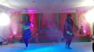 Hindi Medley Dance At Sadia