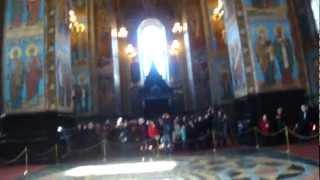Санкт-Петербург. Спас на Крови (Внутри Храма)(смотрим в качестве 720., 2012-04-26T18:22:37.000Z)