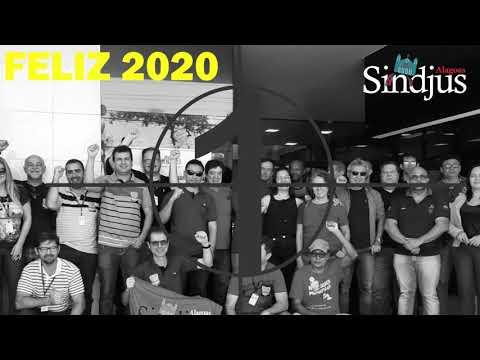 Sindjus-AL: Feliz 2020