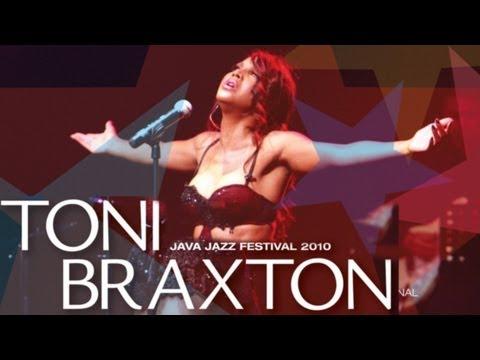 Toni Braxton  Unbreak My Heart  Live at Java Jazz Festival 2010