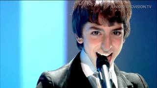 Compass Band - Sweetie Baby - Live - Junior Eurovision Song Contest 2012
