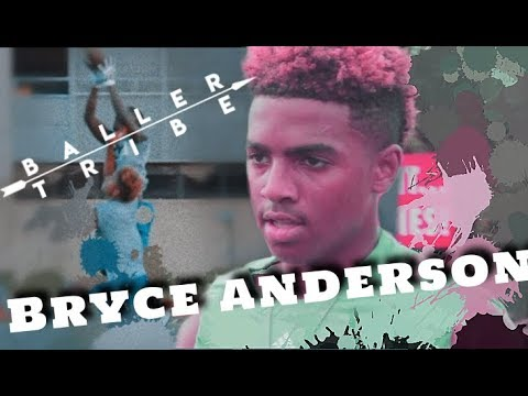 Freshman future 4-star '22 Bryce Anderson Westbrook HS (TX)  All Day Elite Camp Highlight Video