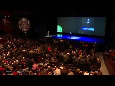 Starbucks 2012 Shareholder Meeting Keynote