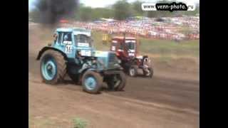 "Гонки на тракторах ""Бизон трек шоу 2013"""